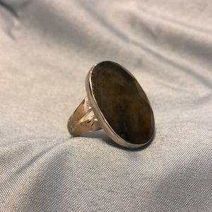 Stella & Dot Labradorite Ring